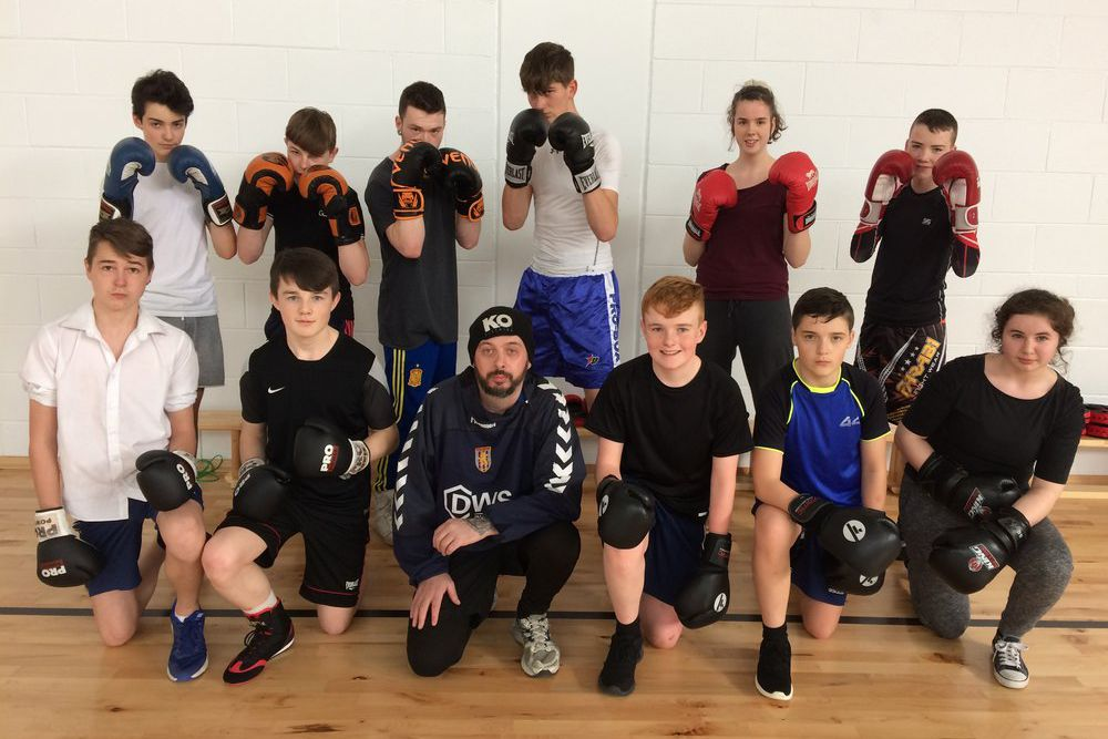 Boxing & Exercise -