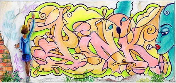 Bulova Pink