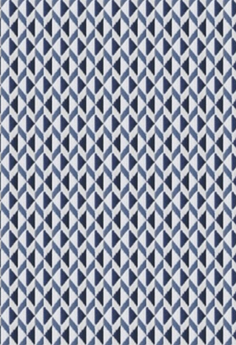 Yawkey Way by Robert Allen Fabrics in Cobalt
