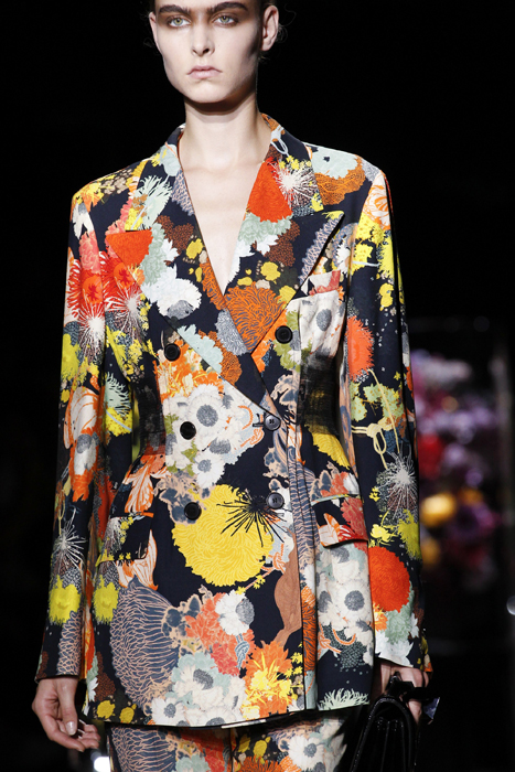 Fashion by Dries Van Noten, via vogue.com