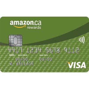 If I am travelling out of Canada, I use the free Amazon Visa Card. It gets me 1% on all purchases but more importantly, they do not charge the 2.5% foreign exchange fee that most other credit cards charge. *This card no longer accepts new applications.
