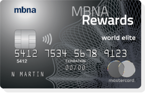 I use MBNA Rewards World Elite for all other purchases for 2% cash back. There is an $89/year fee for this card