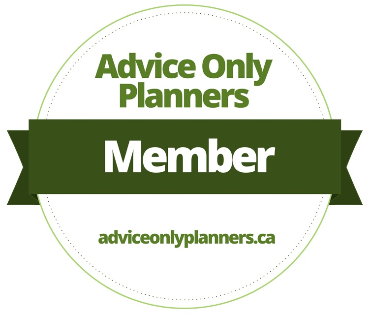 Click the badge to view the directory of Advice-only Financial Planners in Canada -