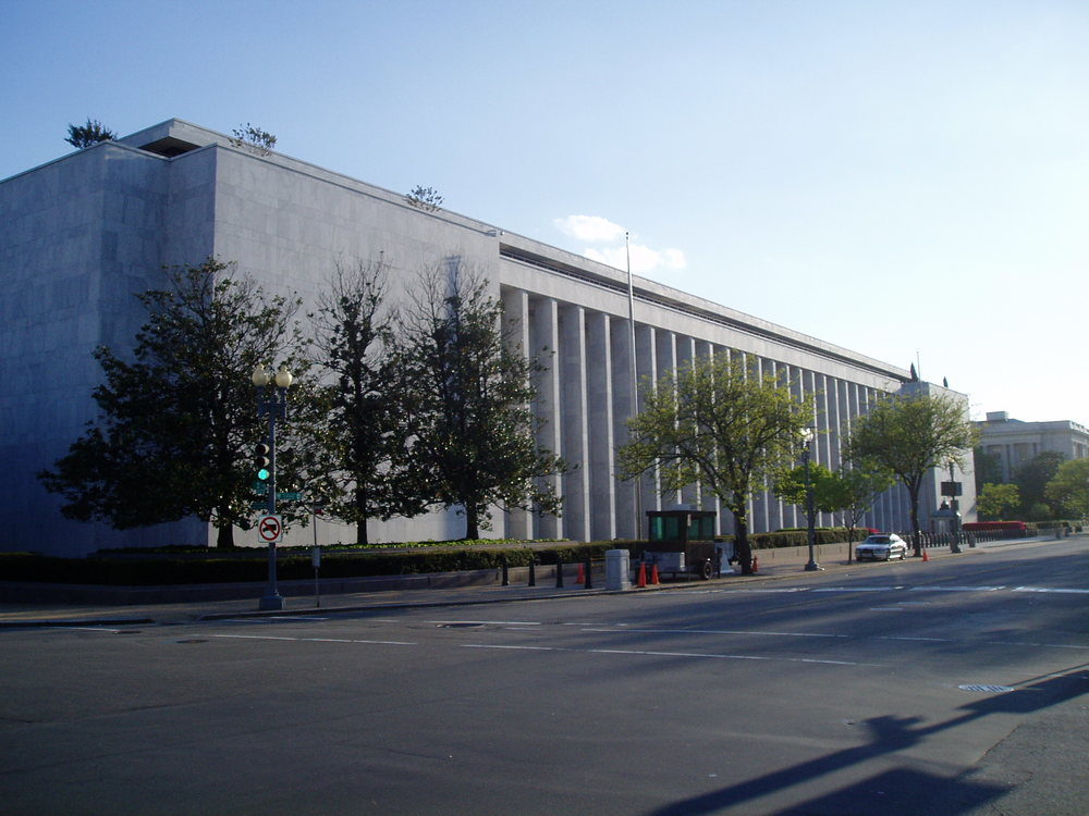 The Madison Building, which houses CRS. Source: https://commons.wikimedia.org/wiki/User:UpstateNYer