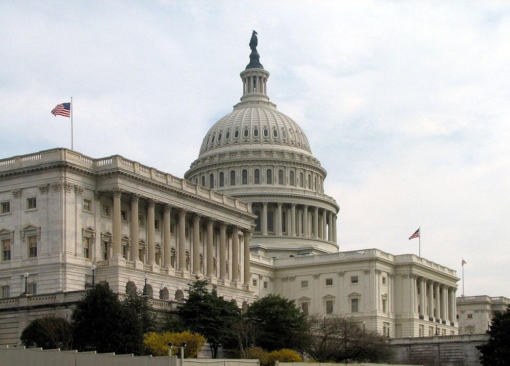 senate side of capitol.JPG