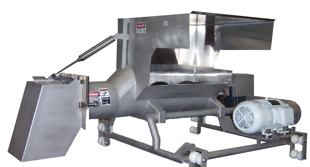 Sanitary Grinder Design Meets WDA, USDA, and FDA Standards
