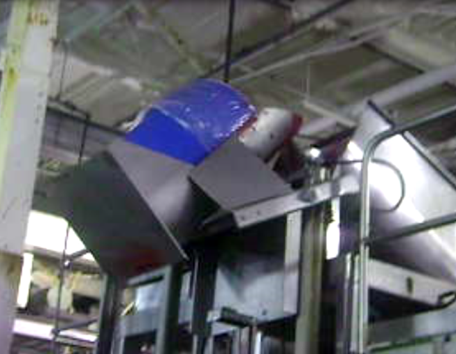 Automated Barrel Lifts & Dump Systems, Ingredient Metering Included