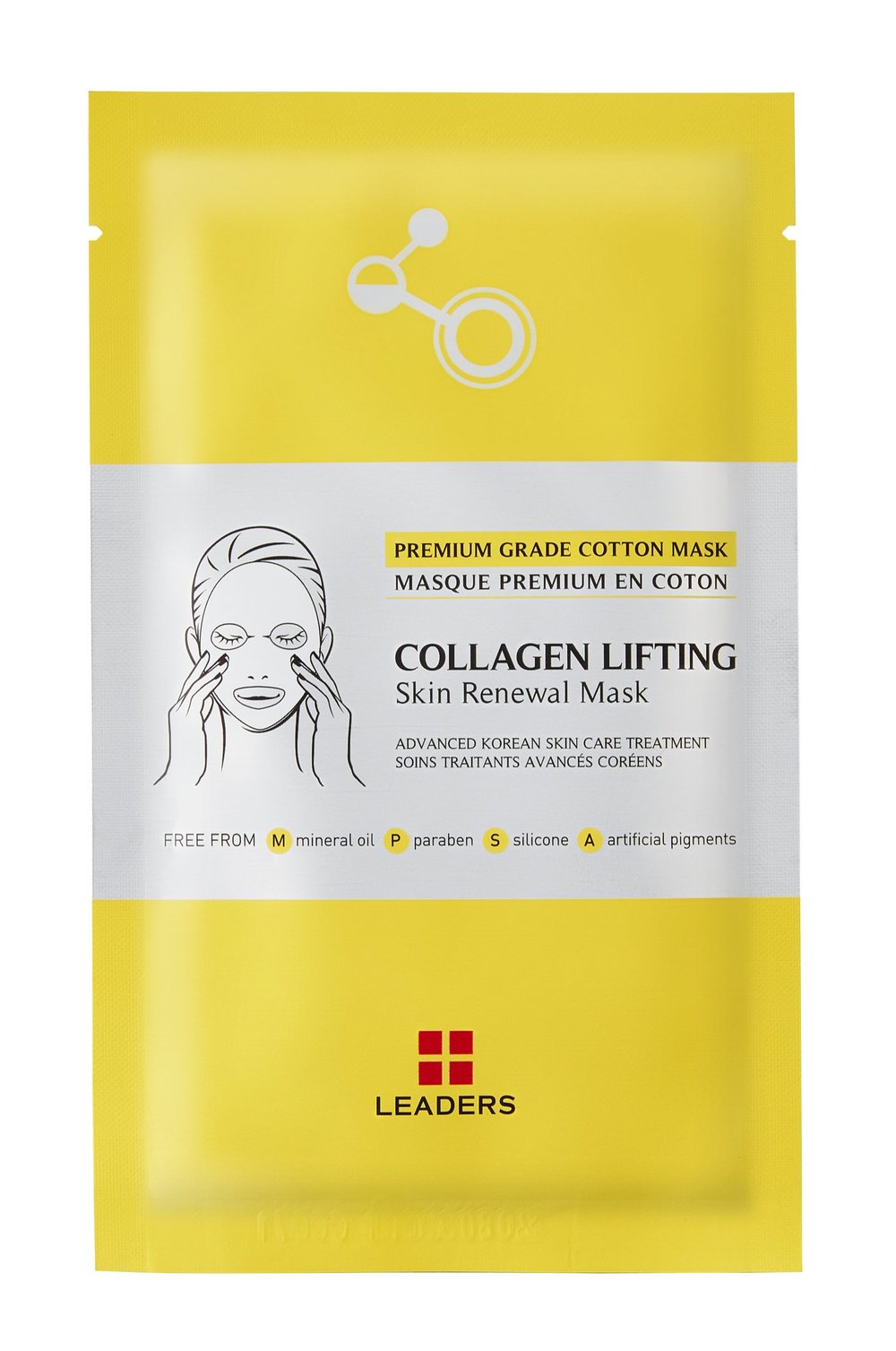 Leaders_Insolution Collagen Lifting Skin Renewal Mask_pouch_front.jpg