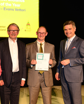 "AWARD:RIBA ""Architect of the Year"" Winners DATE:2014"