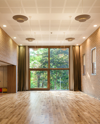AWARD: Presidents' Award - Ecclesiastical Architects and Surveyors Association DATE: 2014 BUILDING: St Joseph's Church Hall, Derby