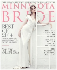 MN Bride Magazine, Fall/Winter 2014
