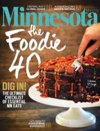 Minnesota Monthly, March 2015