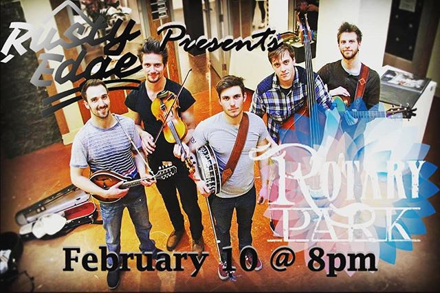 Tomorrow is the big day! @rotaryparkmusic will be here and it's gonna be awesome. Show starts between 8 & 9, no cover!  #ferniestoke #rustyedgebar #livemusic #canadiana #tourismfernie #ferniebrewingco