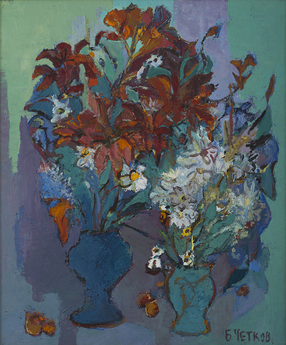Still Life with Lilies (1997)