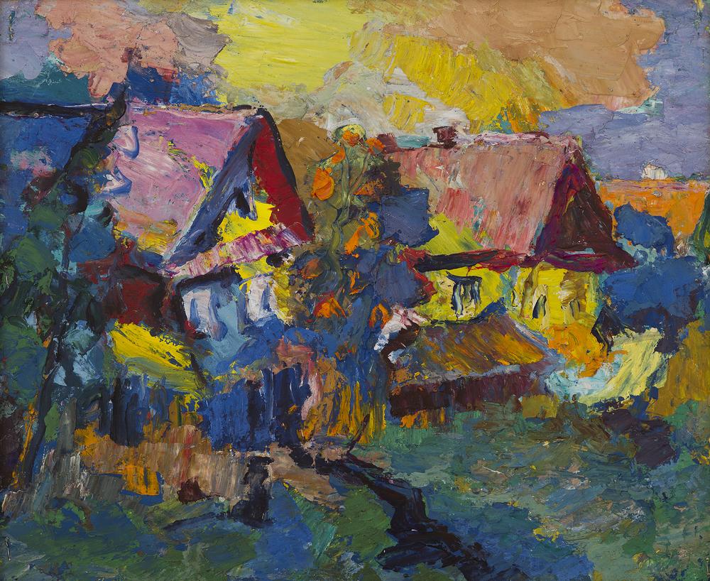 Landscape Ladoga