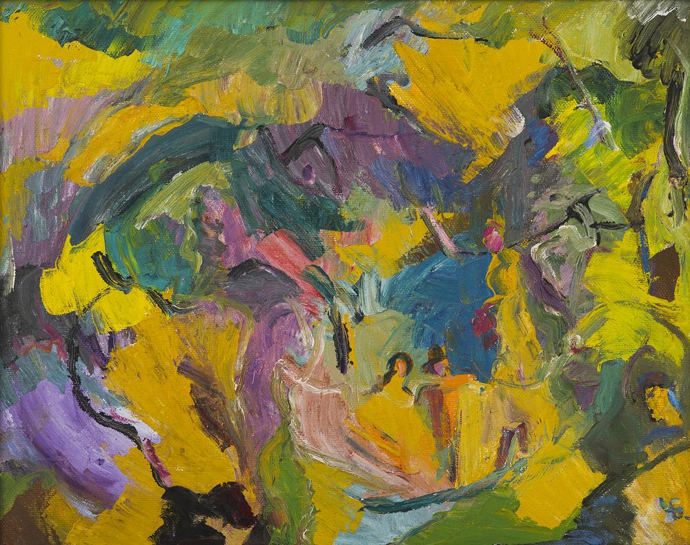 Artist's Dacha