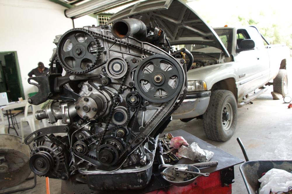 Auto-Mechanics
