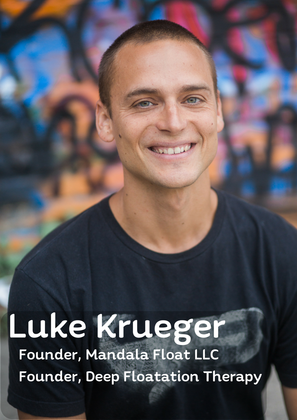 About Luke: - Prior to getting involved with floating in 2011 my primary professional background was in hospitality. After my first float I began to disattach from the work I was doing and started diving into the world of floating. First I attended the International Float Conference in Portland, Oregon, where I made some friends in the industry who ended up being invaluable resources on my journey. Next I did a 3 day internship in Colorado. Being present with the operators, customers, tasks, and lots of float time was the best thing I could have done in order to reach my goals. My second internship was in Alberta, where I had some theories confirmed and even more were completely reimagined. While some things we can research and learn from a distance, I believe that real life experience gives us what we need to move forward.After my first internship I found a used float tank in very bad shape, it literally showed up in damaged parts and pieces. Cleaning, repairing, reconstructing, and eventually floating in that tank was a huge learning experience that I would later draw on when creating Mandala products.My partner Monica and I offered floating to the public out of our home one summer with that tank, and we saw enough interest to validate our desire to open a commercial float center. Then began our 3 year journey to find an adequate space, secure funding, and construct the float center we were dreaming of and talking about every single day. We negotiated in depth with 5 different locations and I built comprehensive floorplans for each of those spaces. It was exhausting.Thankfully we eventually found the space that works, negotiated a great long term lease, and began construction. 6 months later Deep was born, and next to my children it is one of the things I am most proud of in my life. Coming here to float and to share this special space with others is a continual source of insight, inspiration, and gratitude.My goal when consulting is to help people be creative and efficient when planning and building their float center. It fills my cup to be of service in this tiny beloved niche that is not only an industry, it is an involved and enriching practice.