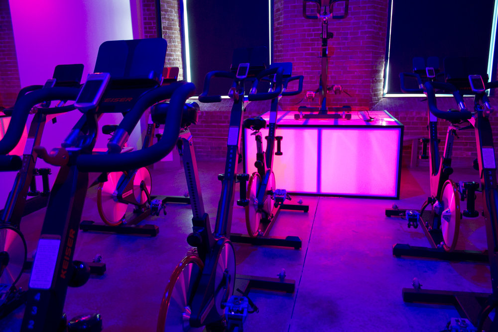 City Cycle Spin Studio