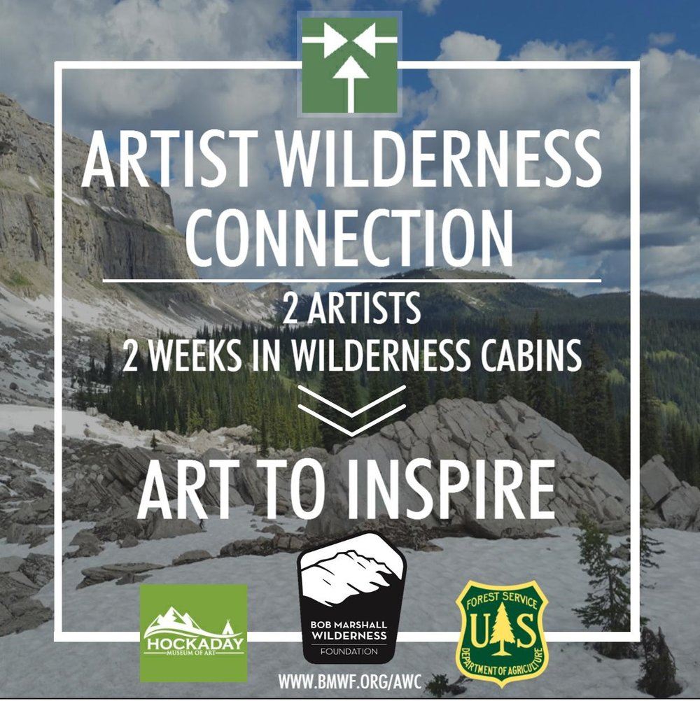 artist-wilderness-connection-bob-marshall-wilderness-foundation