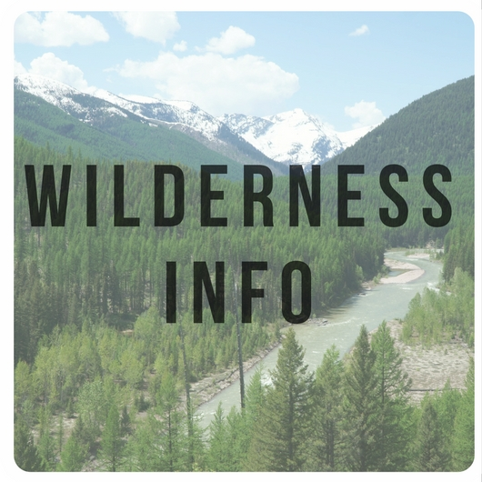 Copy of Copy of Wilderness Info