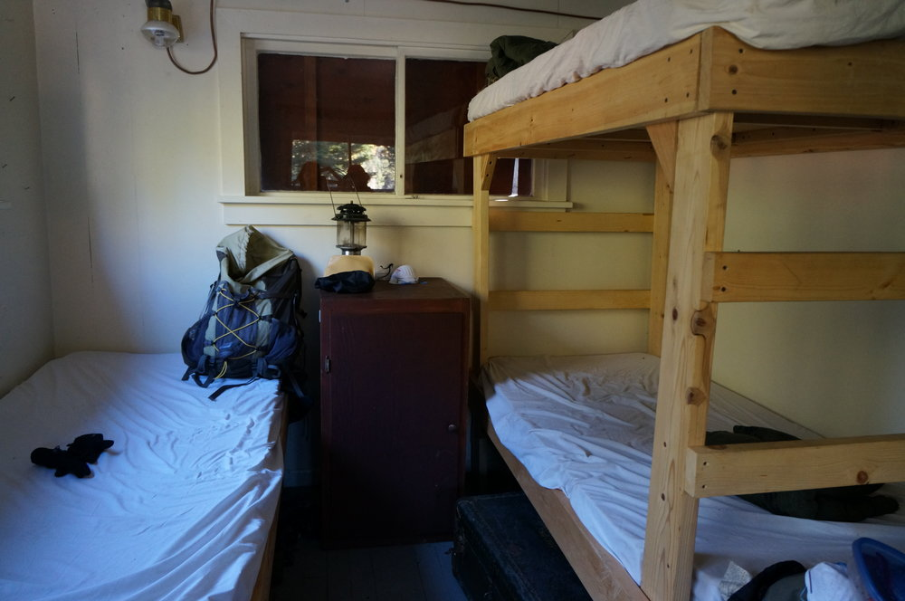 Sleeping Bunks