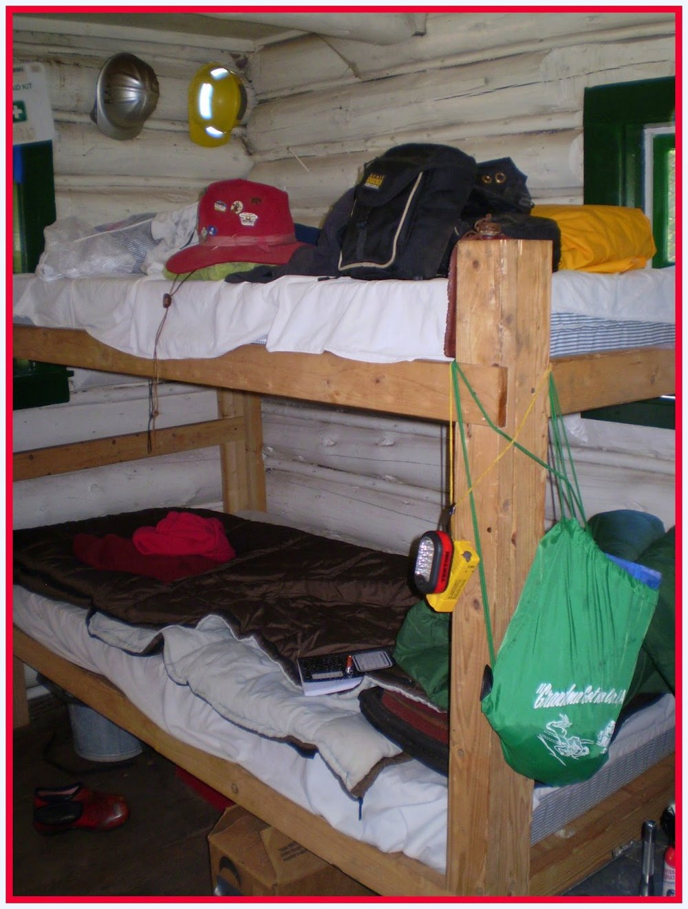 Shaw Cabin Bunk Beds