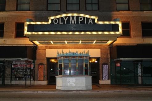 Il Cinema Olympia, Los Angeles.