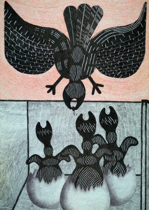 Il pollaio dei corvi, di Ori Zindel