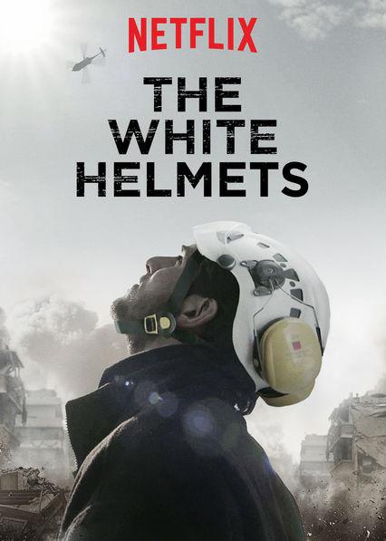 Il documentario Netflix, The White Helmets.