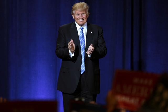 Donald Trump. Foto:  Gage Skidmore  licenza  CC 2.0