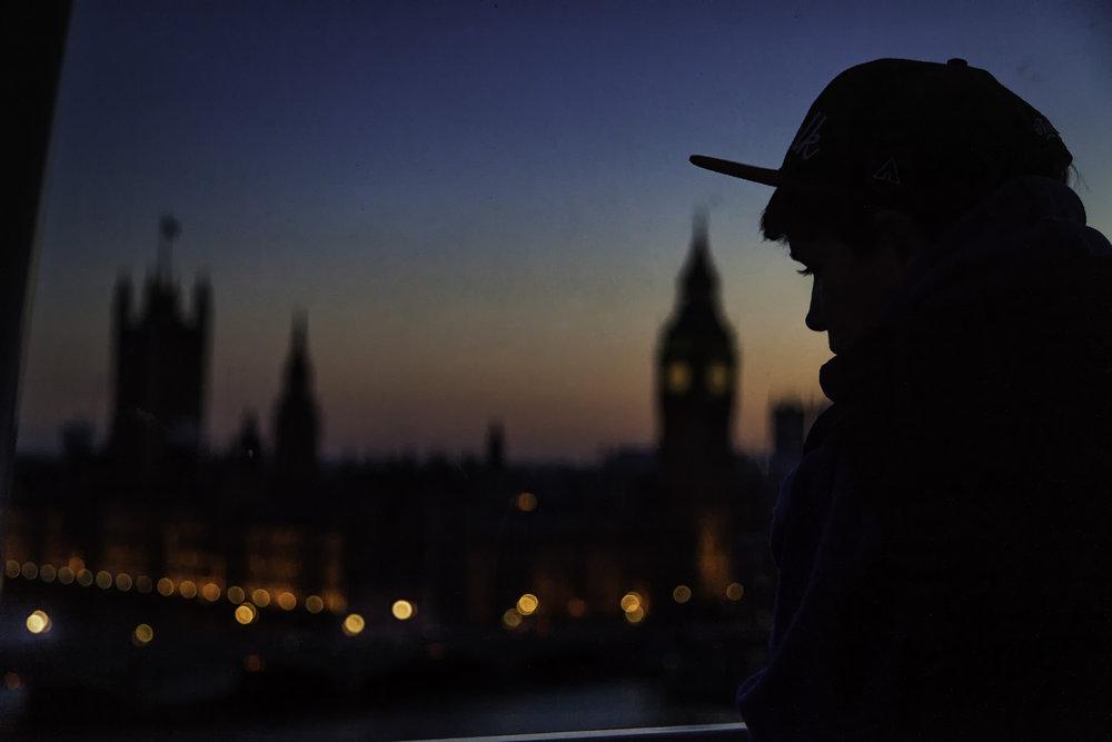 Westminster, il luogo dell'attentato di mercoledì 22 marzo. Foto: Raul Lieberwirth Licenza: CC 2.0
