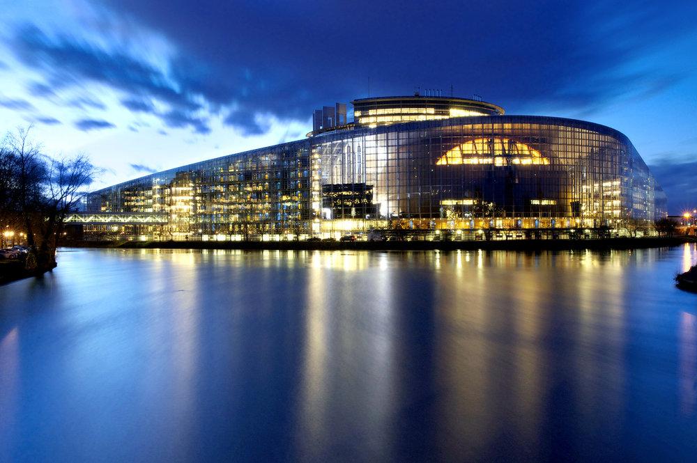 Il parlamento europeo in sessione notturna. Fonte: European Parliament Licenza: CC 2.0
