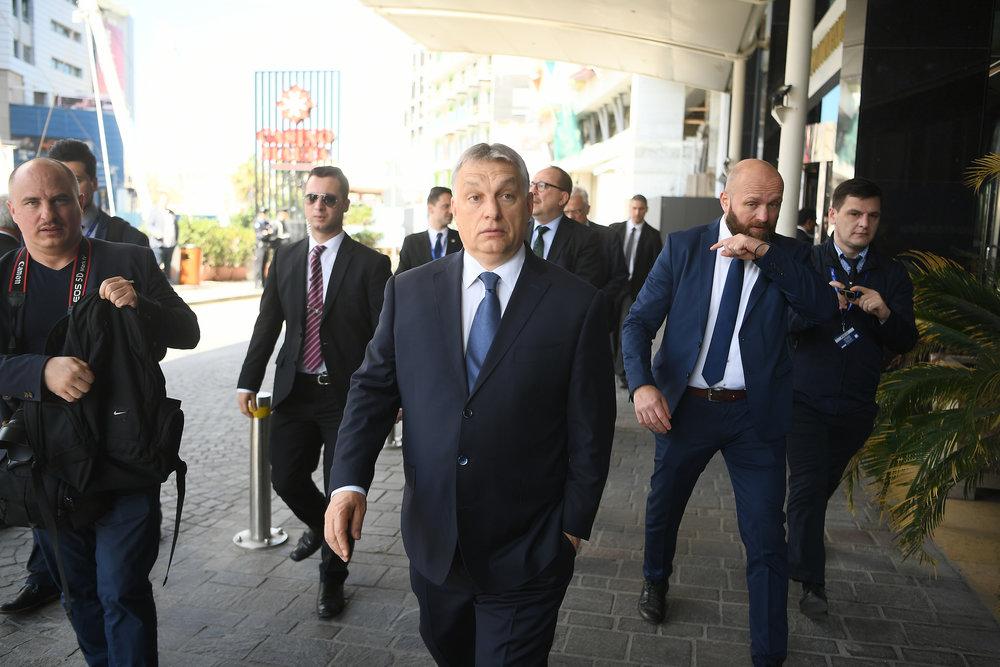 Viktor Orban, primo ministro dell'Ungheria sotto accusa da parte dell'Unione Europea per le sue politiche illiberali e antidemocratiche. Foto:  European People's Party  Licenza:  CC 2.0