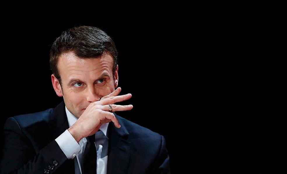 Emmanuel Macron, Presidente della Repubblica francese, è in carica da due settimane, ma sta già mettendo le basi per il più ambizioso dei progetti: la riforma dell'Eurozona. Foto: Jeso Carneiro Licenza:  CC 2.0