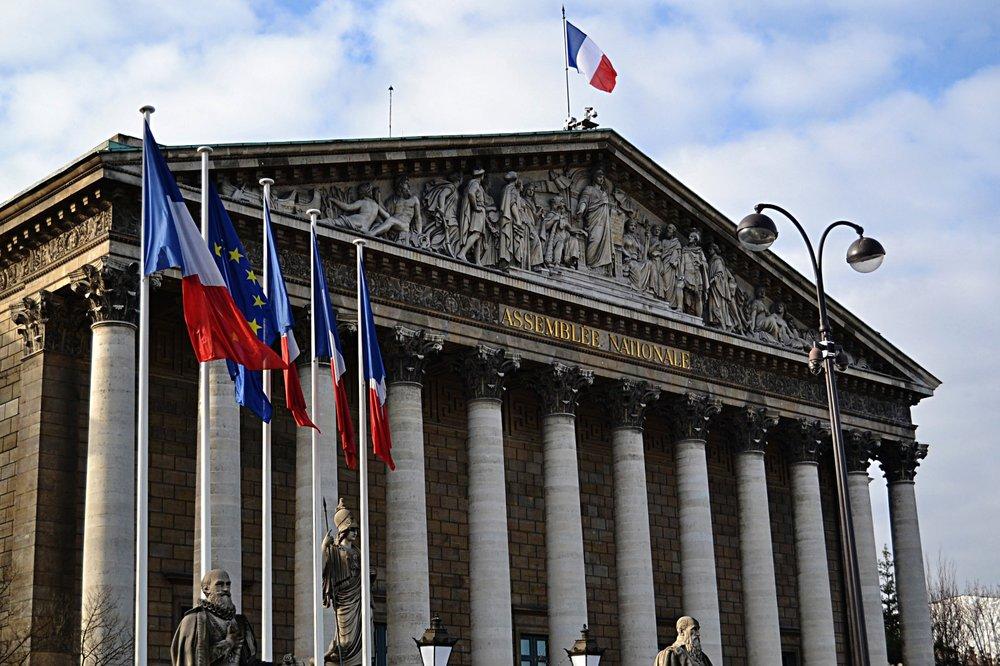L'Assemblea Nazionale francese, sede del parlamento. Foto: Marina LandaLicenza: CC 2.0