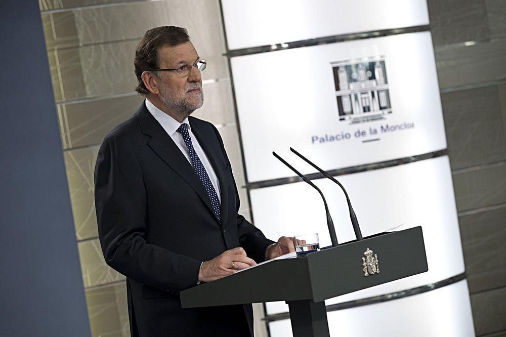 Mariano Rajoy, Primo Ministro spagnolo, autore delle riforme che sono al centro dell'attenzione del M5S. Foto:La Moncloa - GobiernoLicenza: CC 2.0