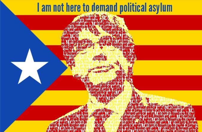 Carles Puigdemont, la Catalogna ed il futuro. Foto: muffinn Licenza:  CC 2.0