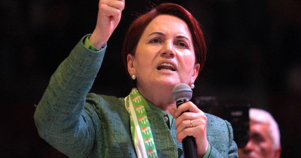 Meral Aksener, leader del IYI Parti e possibile sfidante di Erdogan nel 2019. Foto: malatyahaber44 tutti i diritti sono riservati.