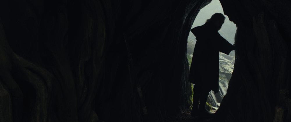 """Luke Skywalker al centro di una delle principali """"contestazioni"""" verso l film.Kylo Ren, centrale in Episodio VIII è definitivamente diventato il miglior personaggio di questa nuova trilogia. Foto: Star Wars/Lucasfilm/Disney"""