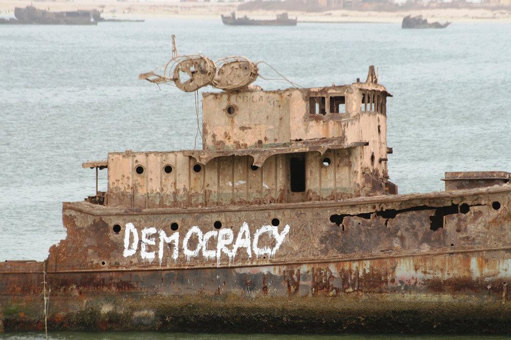 La democrazia, il grande quesito del 2018. Foto: Filippo Minelli Licenza:  CC 2.0
