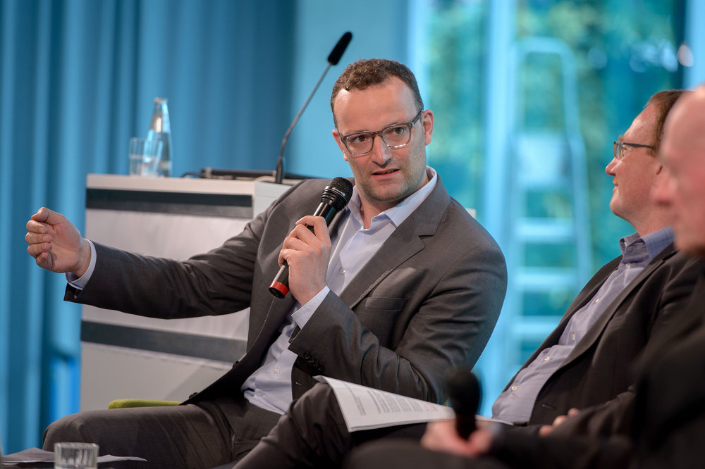 Jens Spahn, sarà lui il successore di Angela Merkel?Foto: Stephan Röhl Licenza:  CC 2.0