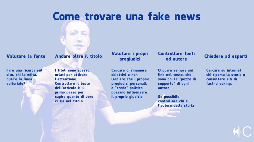 Come scovare una fake news nel modo più semplice del mondo: ragionando. Immagine:il Caffè e l'Opinione Licenza: CC 2.0