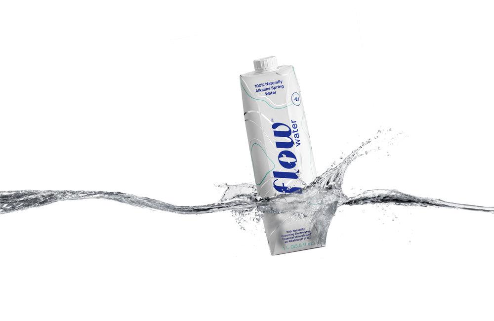 FLOW ALKALINE SPRING WATER