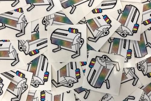 Stickers, Decals, & Graphics -