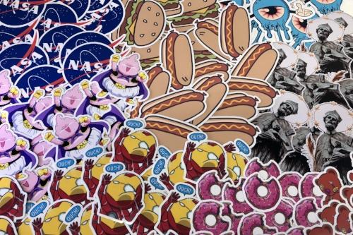 Stickers & Decals -