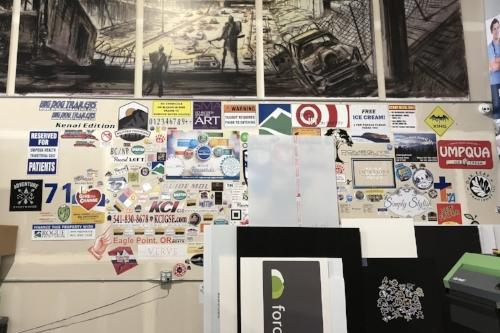 Wall Graphics -