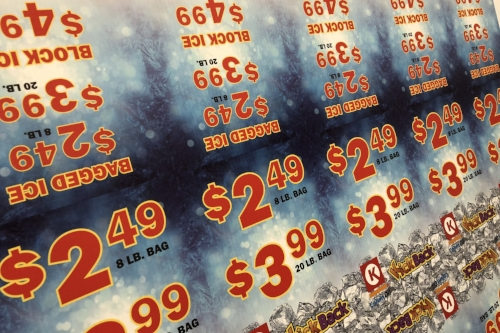 POP & Point of Purchase Signs -