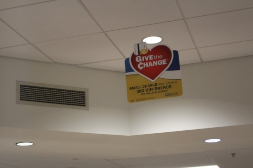 Hanging Signs -