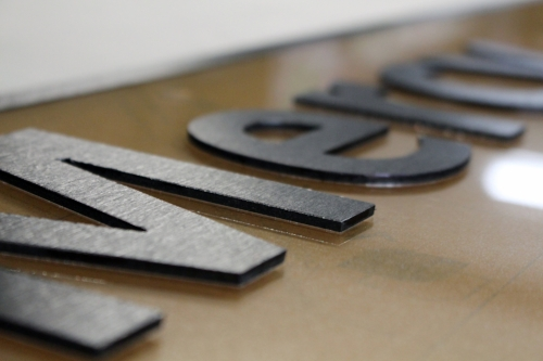 3D Signs -